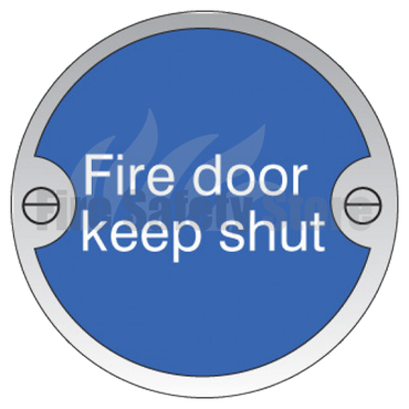 Prestige Fire Door Keep Shut Anodized Aluminium Sign 80mm x 80mmPrestige Fire Door Keep Shut Anodized Aluminium Sign 80mm x 80mmPrestige Fire Door Keep Shut Anodized Aluminium Sign 80mm x 80mm