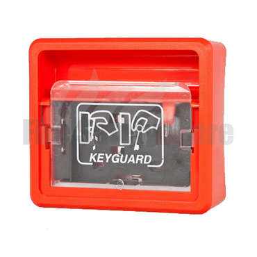 Key Guard Box - Red HKG1/RED