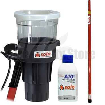 SOLO 809-001 Smoke Detector Test Starter Pack (6 Metres)