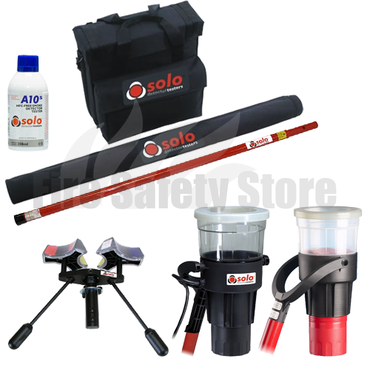 SOLO 814-001 Smoke & Mains Heat Detector Testing Pack (6 Metres)