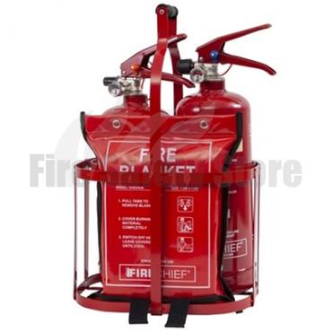 FireChief Dual Hot Work Kit - AFFF Foam & ABC Dry Powder HWK3