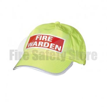 Fire Warden cap
