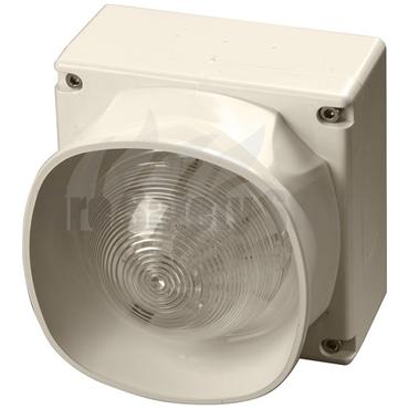 Apollo 55000-299APO XP95 Multi-Tone IP66 Open-Area Sounder Beacon (White)