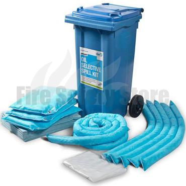 120Ltr Oil Spill Kit