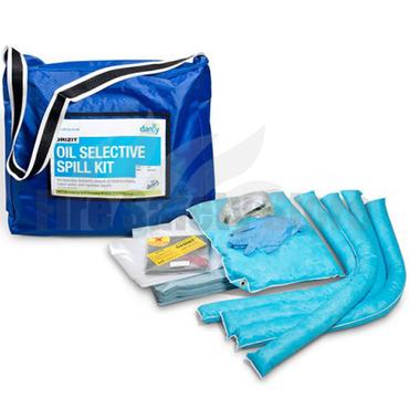 50Ltr Oil Spill Kit