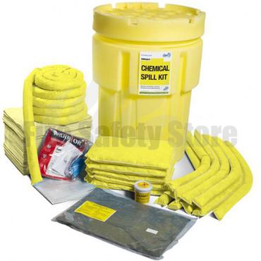 360Ltr Chemical Drum Spill Kit