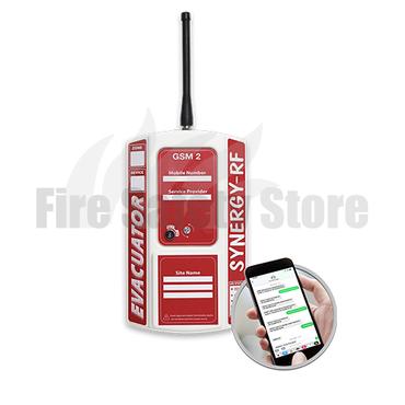 Evacuator Synergy GSM 2 Wireless Text Master
